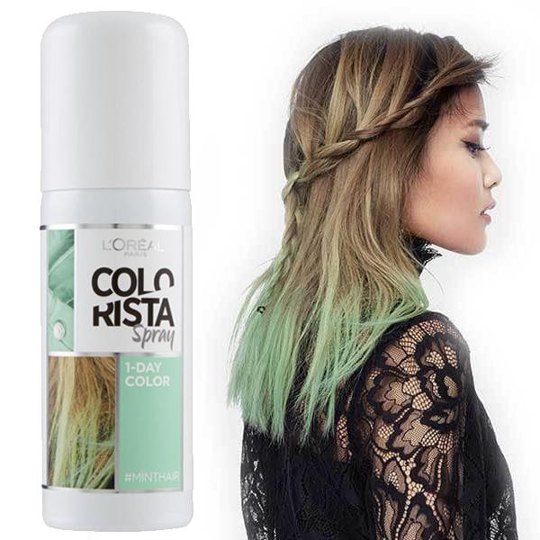 Спрей краска для волос купить лореаль