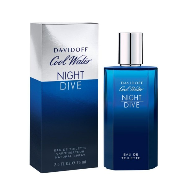 Davidoff Cool Water Night Dive Homme