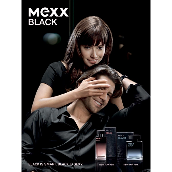 Mexx Black Woman