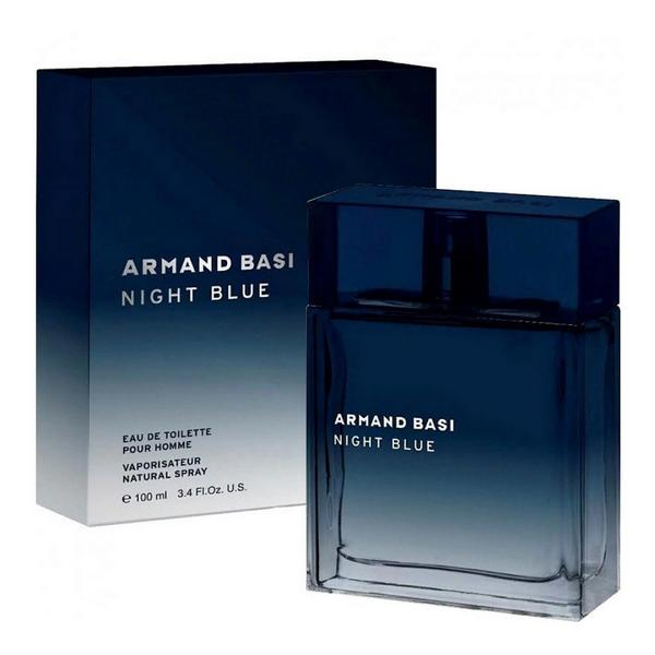 Armand Basi Night Blue pour Homme