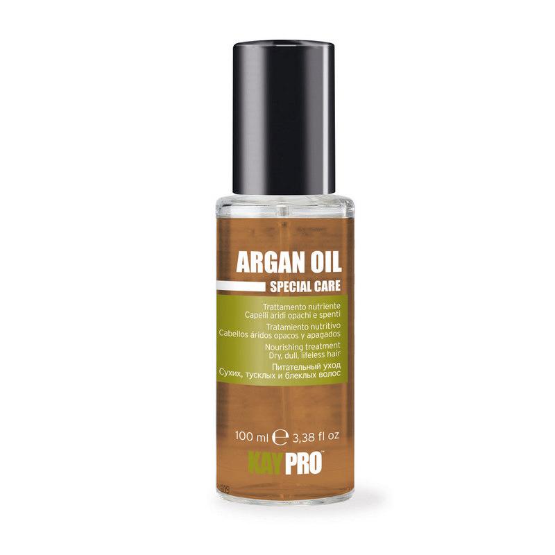 KAYPRO SPECIAL CARE Питательная сыворотка с аргановым маслом для сухих, тусклых и безжизненных волос
