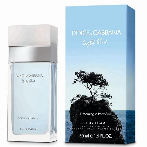 Dolce and Gabbana Light Blue Dreaming in Portofino