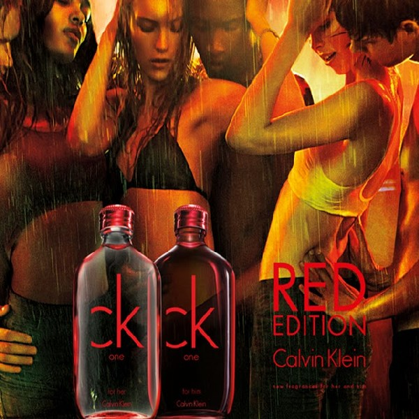 Calvin Klein One Red Edition for Her