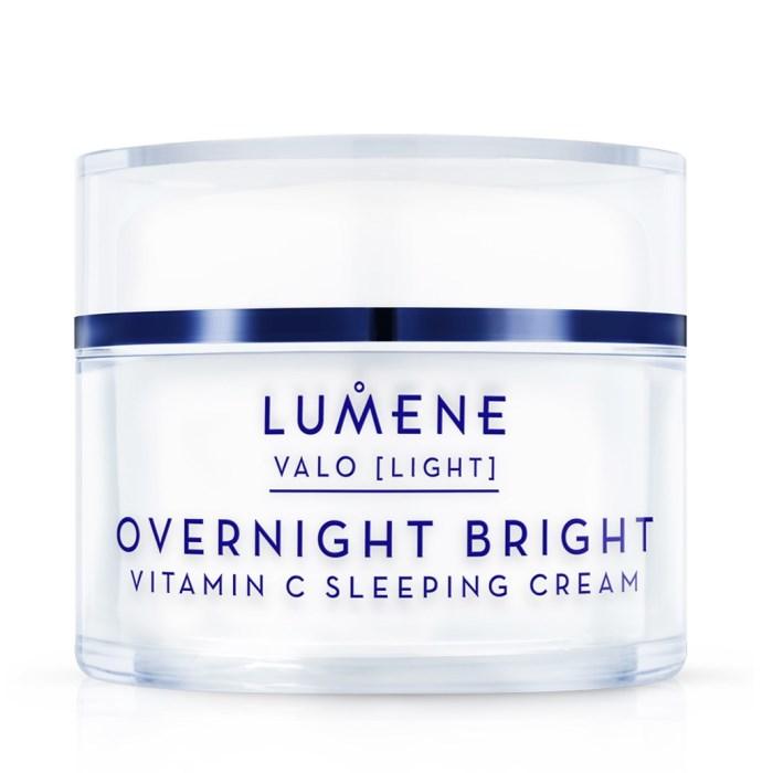 lumene overnight bright