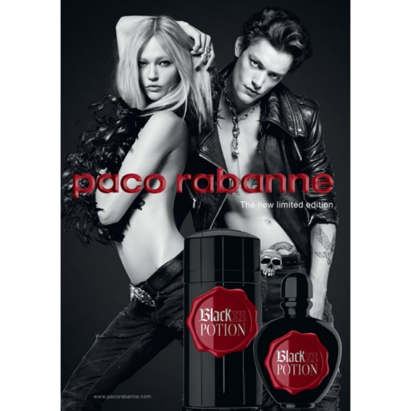 Paco Rabanne Black XS Potion For Femme