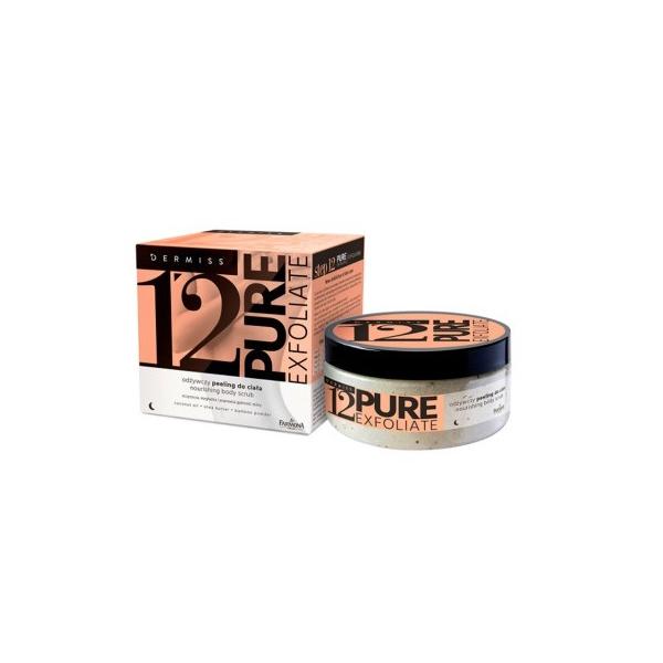 DERMISS 12 PURE EXFOLIATE Питательный скраб для тела