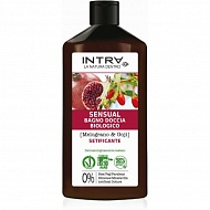 Intra Гель для душа Гранат и Годжи Organic sensual body wash pomegranate & goji