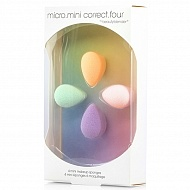 Набор спонжей BeautyBlender micro.mini correct.four