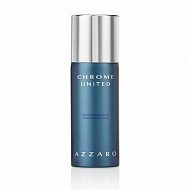 Azzaro Chrome United Deo
