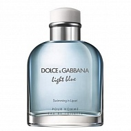 Dolce and Gabbana Light Blue Swimming in Lipari