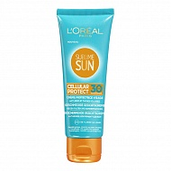 L'Oreal Sublime Sun Cellular Protect   Крем для лица SPF30