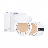 Missha Тональная основа Кушон Magic Cushion Moist Up SPF50+/PA+++