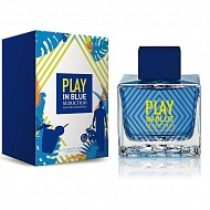 Туалетная вода Antonio Banderas Play in Blue Seduction for Men