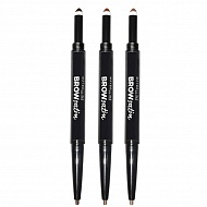 Maybelline Карандаш-тени для бровей Brow Satin Duo