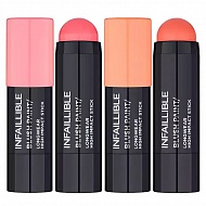 L'Oréal Кремовые румяна-карандаш Infaillible Paint Blush Stick