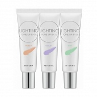 Missha Основа под макияж  Lighting Tone Up Base SPF30 PA++