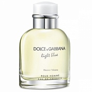 Dolce and Gabbana Light Blue Discover Vulcano