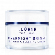Lumene Valo Восстанавливающий Крем-Сон с витамином С Overnight Bright Sleeping Cream Vitamin C