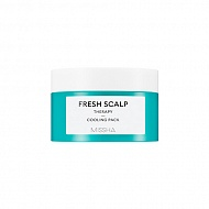 Missha Маска для кожи головы Fresh Scalp Therapy Cooling Pack