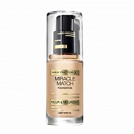 Max Factor Тональная основа Miracle Match Foundation