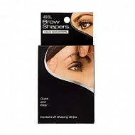 Ardell  Полоски с воском для придания формы бровям Brow Shapers Cold Wax Strips